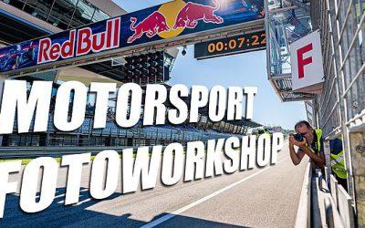 Motorsport – Fotoworkshop am RED BULL RING – 2020