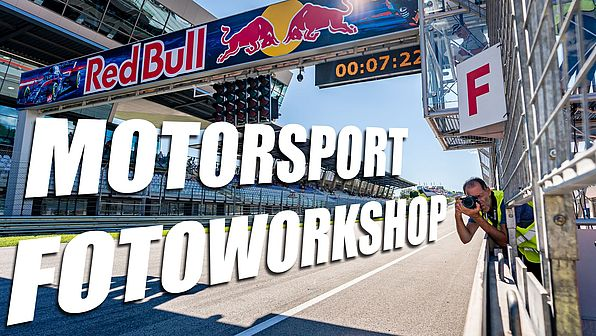 Motorsport – Fotoworkshop am RED BULL RING – 2020