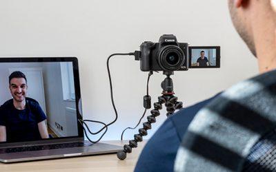 Canon EOS Webcam Utility Software