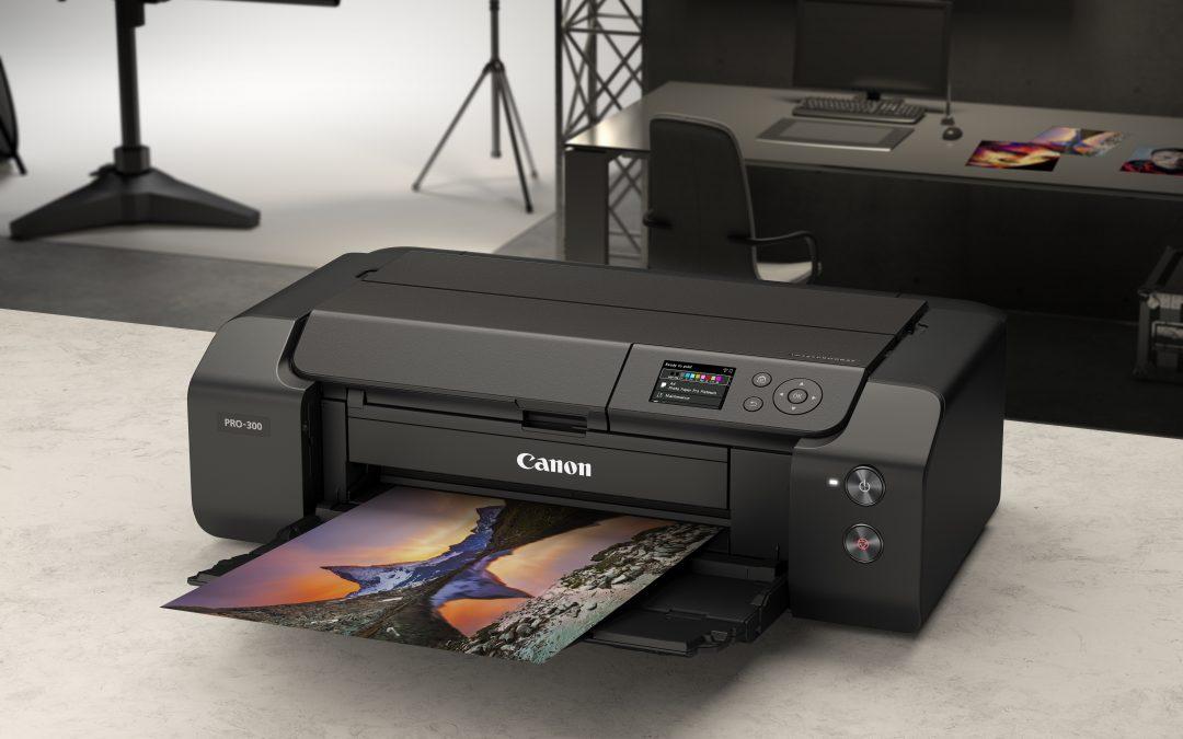 """Der Canon imagePROGRAF PRO-300 ist die perfekte """"Einstiegsdroge"""" in die Welt des Fine-Art-Druckens."""
